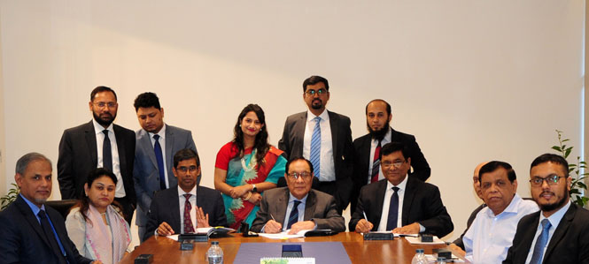 8th AGM of Bank Asia Securities Ltd.