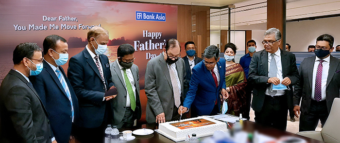 Bank Asia Celebrated Father's Day 2021