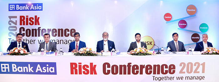 Bank Asia Organized Risk Conference 2021