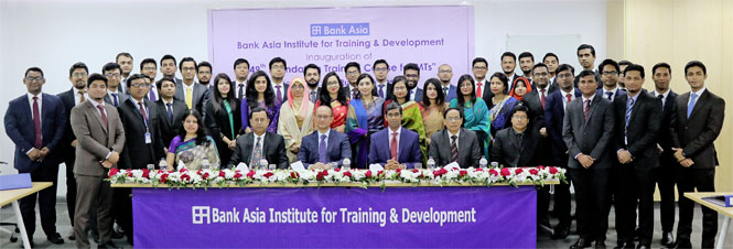 Bank Asia Provides Foundation Training Course (FTC) to Management Trainees (MTs)